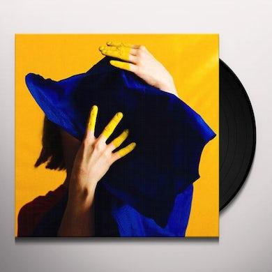 Stine Janvin Fake Synthetic Music Vinyl Record