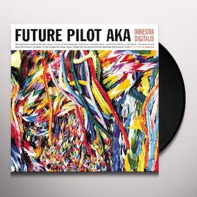 Future Pilot AKA Orkestra Digitalis Vinyl Record