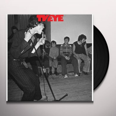TV EYES Lost Studio Recordings 1977-1978 Vinyl Record