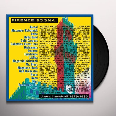 Va Firenze sogna (itinerari musicali 1976-1983) Vinyl Record