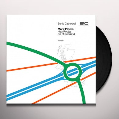 Mark Peters New Routes Out Of Innerland Vinyl Record