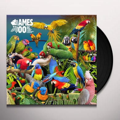 Jameszoo Guanyin Psittacines Vinyl Record