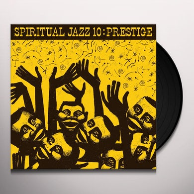 Va Spiritual jazz 10: prestige Vinyl Record