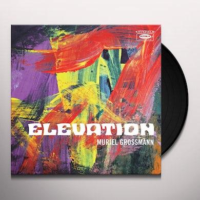 Muriel Grossmann Elevation Vinyl Record