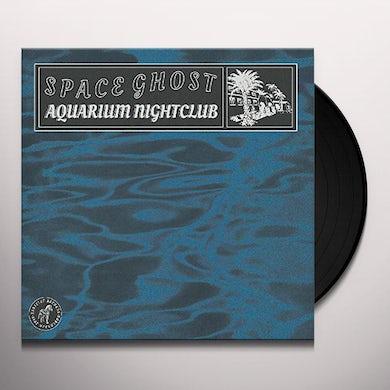 Space Ghost Aquarium nightclub Vinyl Record