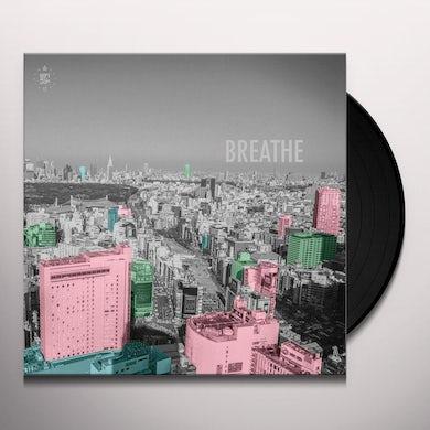 Joseph Ashworth Breathe Vinyl Record