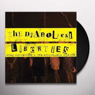Diabolical Liberties High Protections & The Sportswear Mystic Vinyl Record