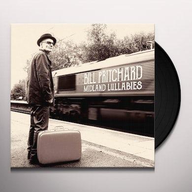 Bill Pritchard Midland Lullabies Vinyl Record