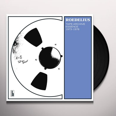 Hans-Joachim Roedelius Tape Archive Essence 1973-1978 Vinyl Record