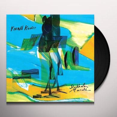 Kornel Kovacs Stockholm Marathon Vinyl Record