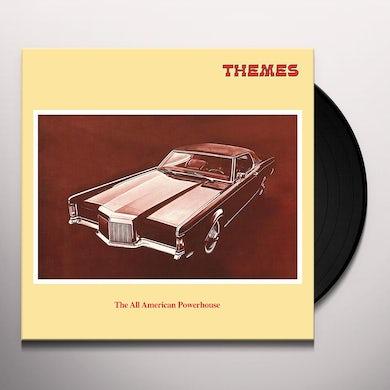 Va All american powerhouse (themes) Vinyl Record