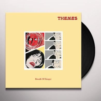 Va Breath of danger (themes) Vinyl Record