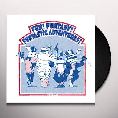 Va Fun! funtasy! funtastic adventures! Vinyl Record