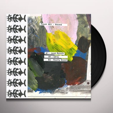 Dauwd Psssh 01 Vinyl Record