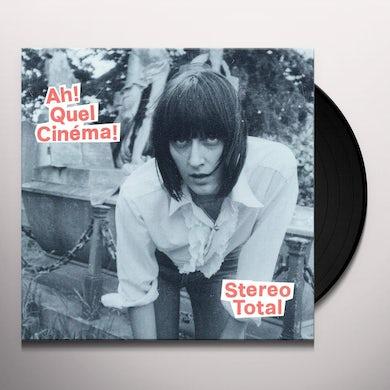 Stereo Total Ah! Quel Cinema! Vinyl Record