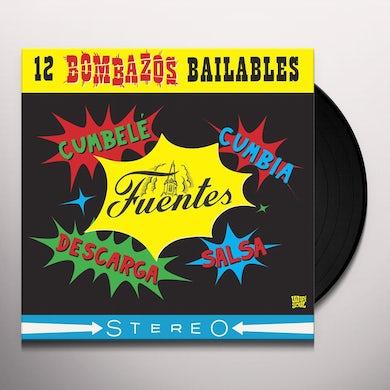 Va 12 bombazos bailables Vinyl Record