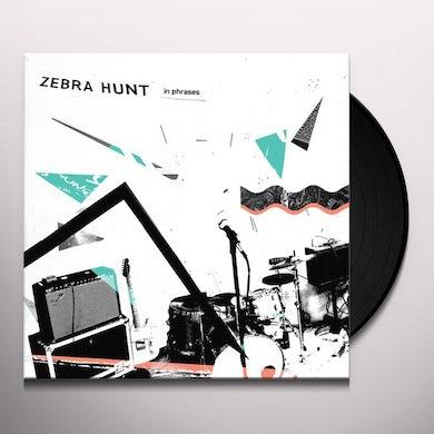 Zebra Hunt In Phrases Vinyl Record