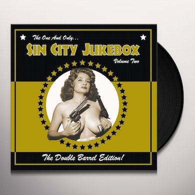 Va Sin city jukebox volume 2 Vinyl Record