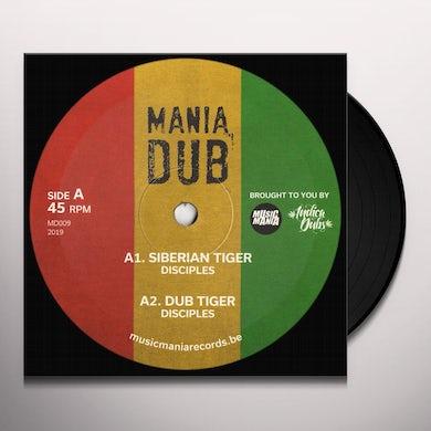 Disciples Siberian tiger/ease up Vinyl Record