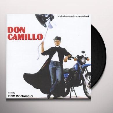 Pino Donaggio Don Camillo (OST) Vinyl Record