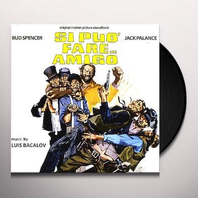 Luis Bacalov Si Puo Fare...Amigo (OST) Vinyl Record