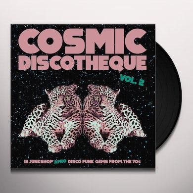 Va Cosmic Discotheque Vol. 2: 12 Junkshop Afro Disco Funk Gems From The 70 S Vinyl Record