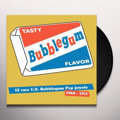 Va Tasty Bubblegum Flavor: 12 Rare U.S. Bubblegum Pop Jewels 1968 1971 Vinyl Record