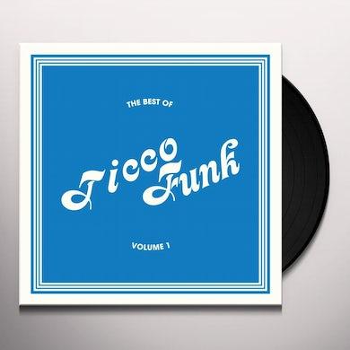 Va Best Of Jicco Funk Volume 1 Vinyl Record