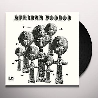 Manu Dibango African Voodoo Vinyl Record