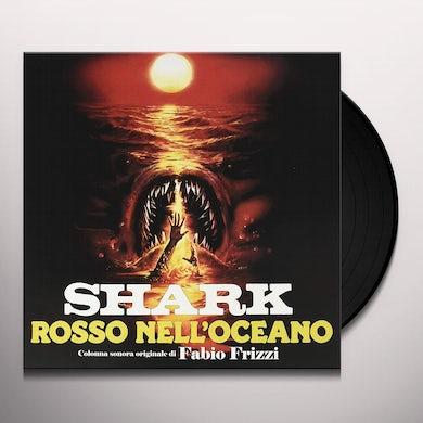 Fabio Frizzi Shark Rosso Nell'oceano (OST) Vinyl Record
