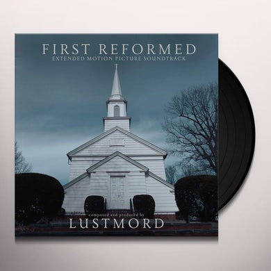 Lustmord First reformed Vinyl Record