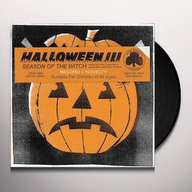 John Carpenter Halloween III: Season of the Witch (OST) Vinyl Record
