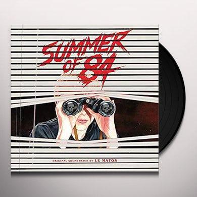 Summer of 84 (OST) Vinyl Record