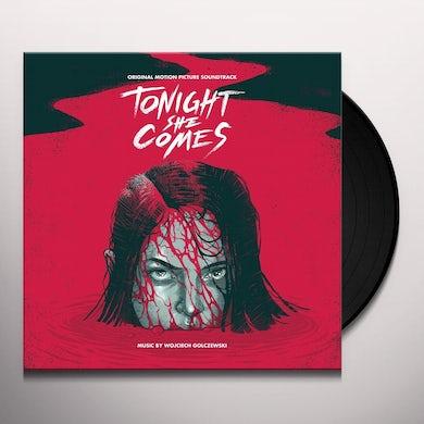 Wojciech Golczewski Tonight she comes (original motion picture soundtrack) Vinyl Record