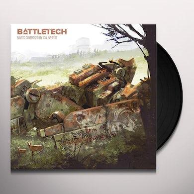 Jon Everist BattleTeck (OST) Vinyl Record