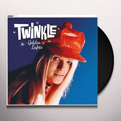 Twinkle Golden Lights Vinyl Record