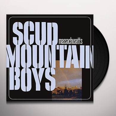 Scud Mountain Boys Massachusetts Vinyl Record