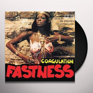 Tullio De Piscopo Fastness / coagulation Vinyl Record