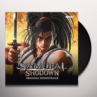 Snk Sound Team Samurai shodown - original soundtrack (lp version) Vinyl Record