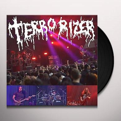 Terrorizer Live in Miami Vinyl Record