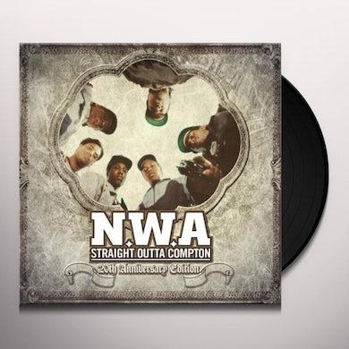 N.W.A. Straight Outta...20th Edition Vinyl Record