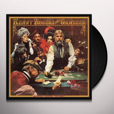 Gambler Vinyl Record