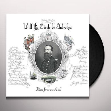 Will The Circle Be Unbroken (3 LP) Vinyl Record
