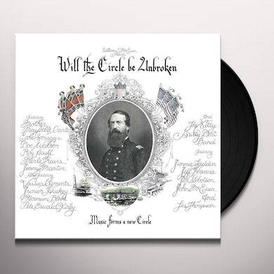 Nitty Gritty Dirt Band Will The Circle Be Unbroken (3 LP) Vinyl Record