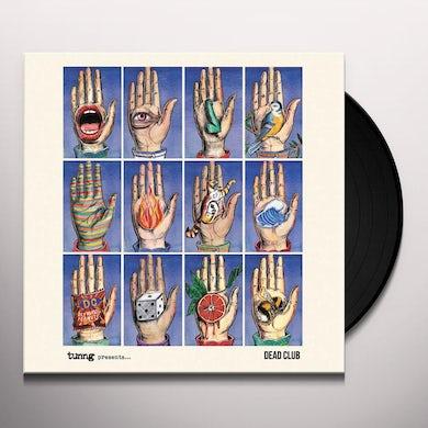 Tunng presents.DEAD CLUB (2 LP) Vinyl Record