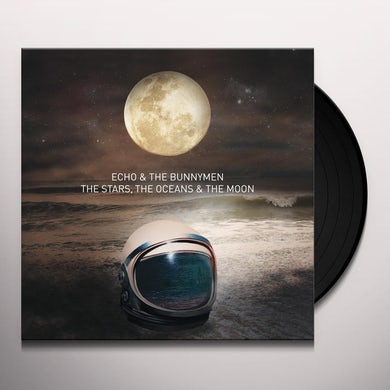 Echo & the Bunnymen Stars, The Oceans & The Moon Vinyl Record