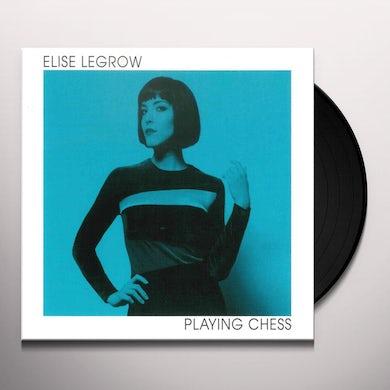 ELISE LEGROW Playing Chess Vinyl Record