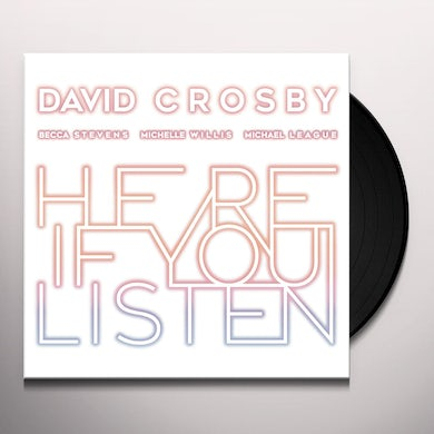 Here If You Listen Vinyl Record