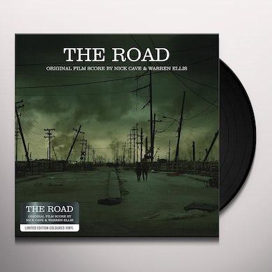 Nick Cave / Warren Ellis Road (OST) (Grey Smoke) Vinyl Record