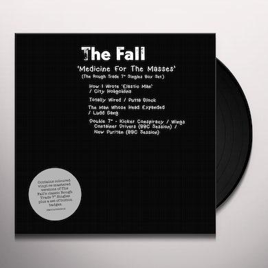 "Fall Medicine for The Masses 'The Rough Trade 7"" Singles' Vinyl Record"